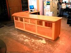 Library desk 002