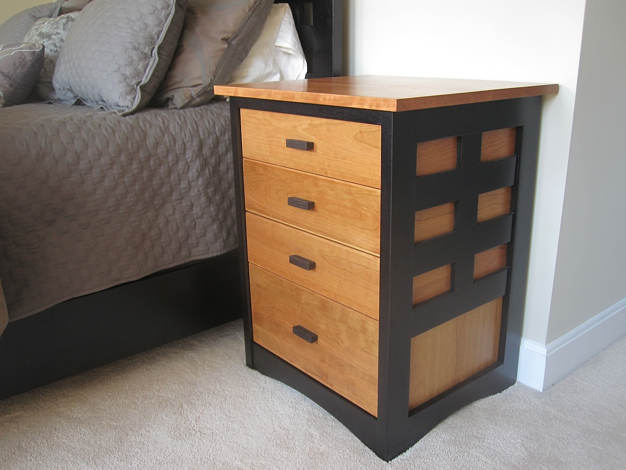 custom bedroom furniture, handmade bedroom furniture | Joseph Schwarte
